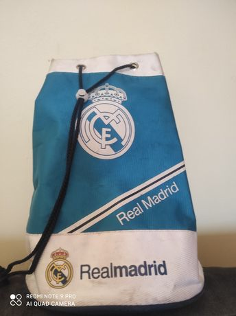 Worek treningowy Real Madryt