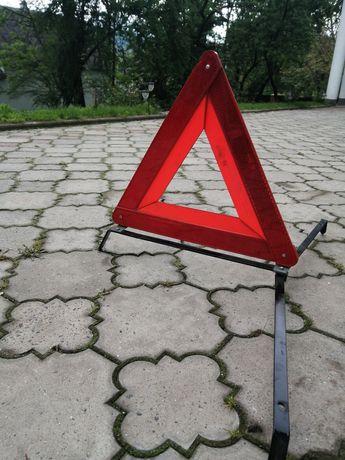 Знак аварійної зупинки