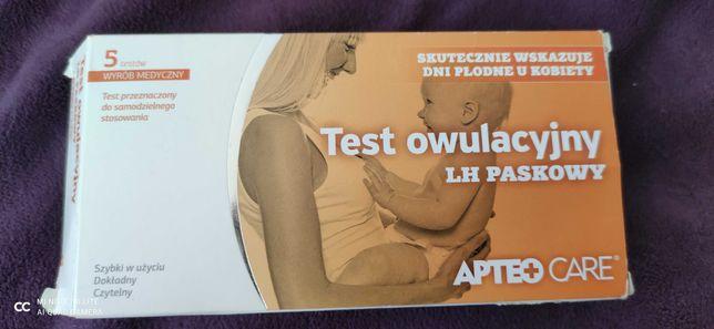 Testy owulacyjne