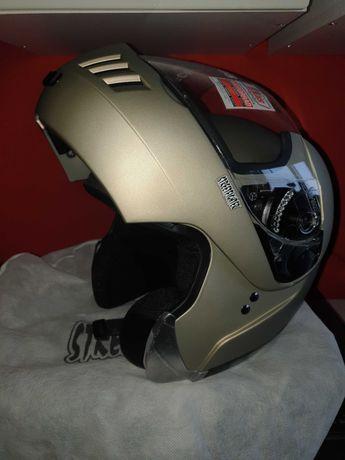 kask motocyklowy streetfighter L 60cm nowy
