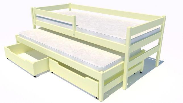 Łóżeczka z możliwością doboru koloru do wnętrza!