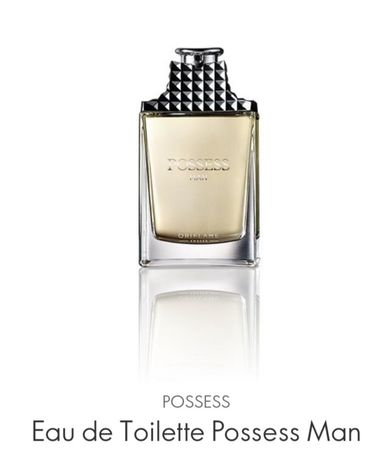 Perfume Possess man Oriflame