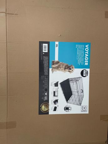 Crate/transportadora canina XL
