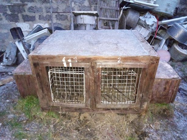 Клітка для кролів