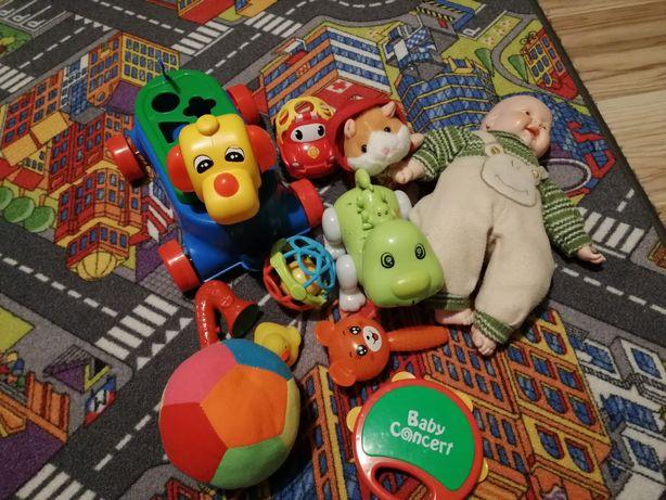 Mix zabawek dziecięcych