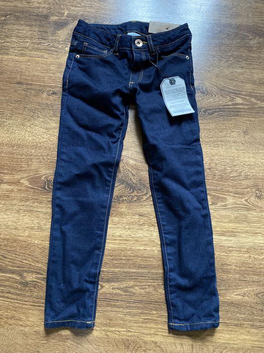 ZARA jeansy SLIM roz 116 NOWE h&m reserved Gniezno - image 1