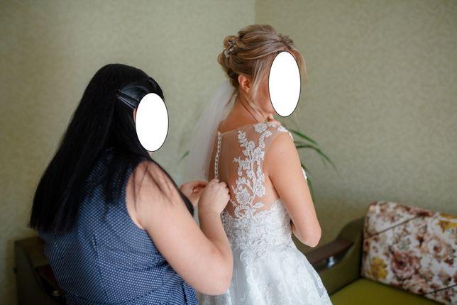 """Свадебное платье модель """"Алина"""""""