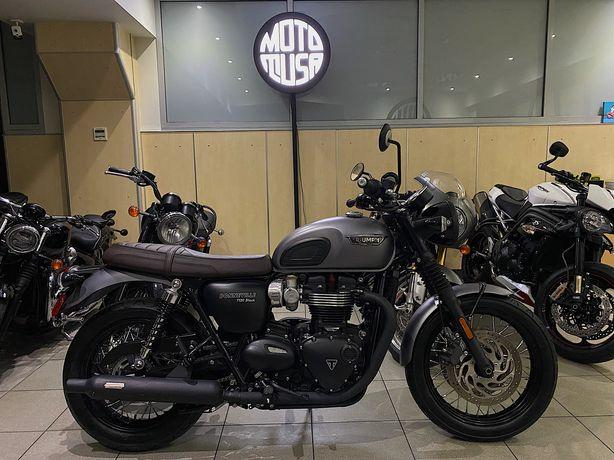 Triumph Bonneville T120 Black Кредит