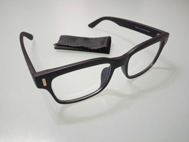 Компьютерные очки с фильтром сине-фиолетового спектра