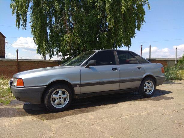 Продам авто Audi 80 B3