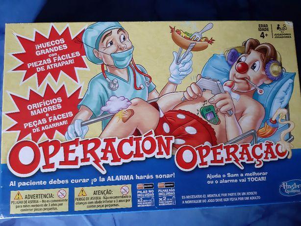 Jogo Tabuleiro - Operação