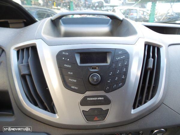 Auto Rádio  Ford Transit V363 Cami?O De Plataforma/Chassis (Fed, Ffd)