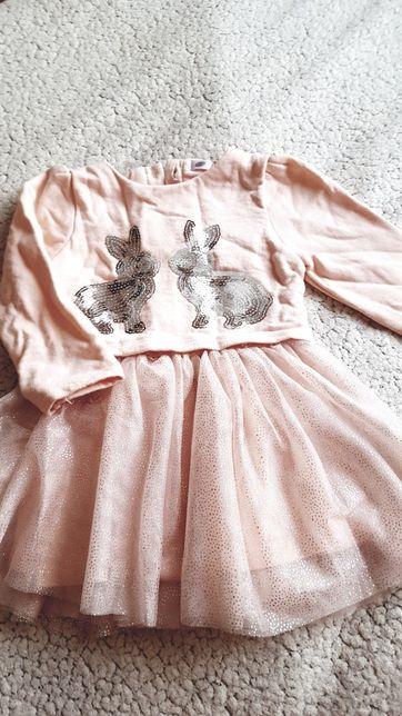 Sukienka wiosenna 86