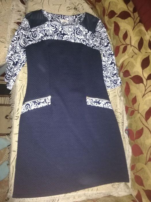 Женское платье 50 размер Сумы - изображение 1
