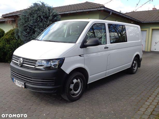 Volkswagen Transporter TDI 204 KM 6 9 Osob. Długi F VAT Salon