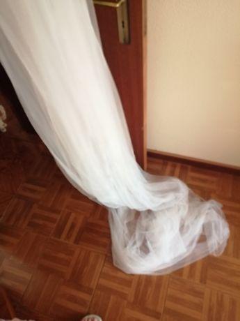 Véu de noiva 3 metros
