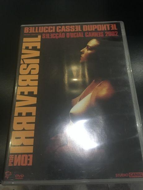 """DVD """"Irreversível"""" de Gaspar Noé"""