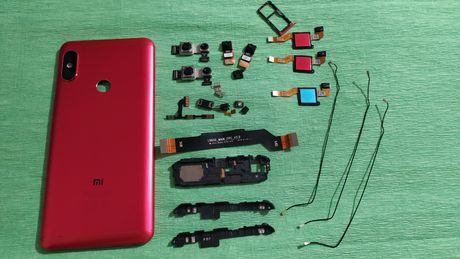Xiaomi Redmi Note 5 на разбор