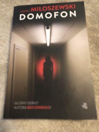 Domofon książka