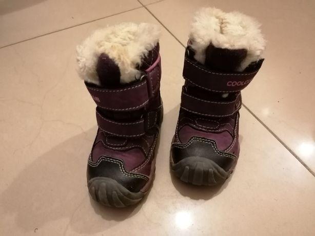 Buty zimowe dziewczęce Cool Club