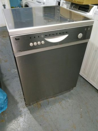 Máquina de lavar louça Teka inox