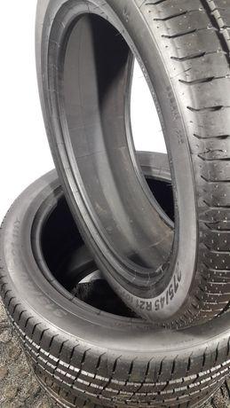 Opony 275/45R21 przod 315/40R21 tyl Pirelli