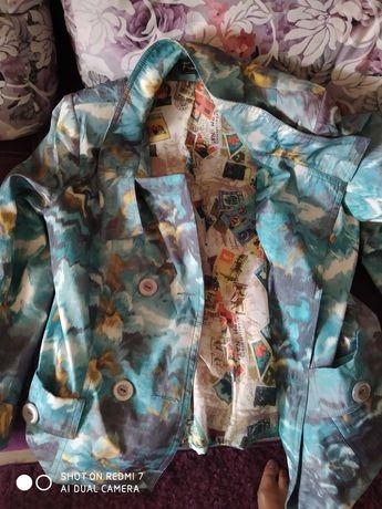 Шикарная курточка пиджачек