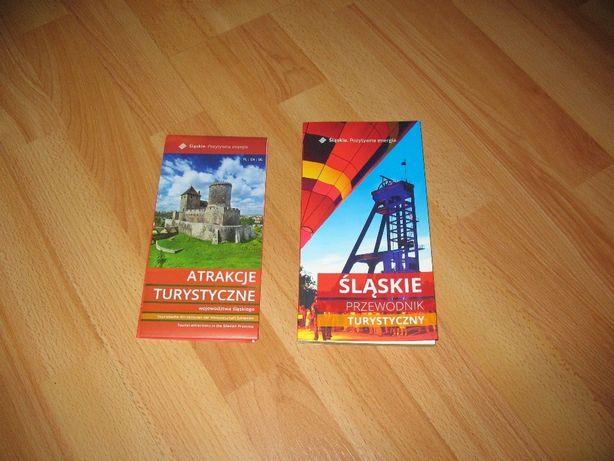 Śląskie - przewodnik turystyczny + mapa Atrakcje Turystyczne