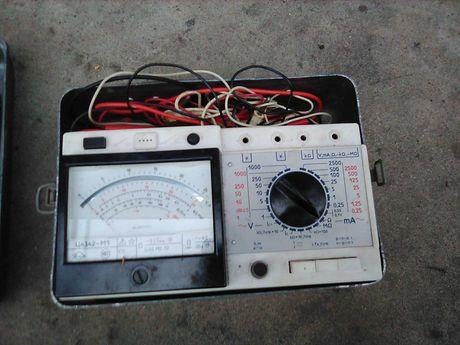 Электроизмерительный прибор Ц4342 М1 в чехле