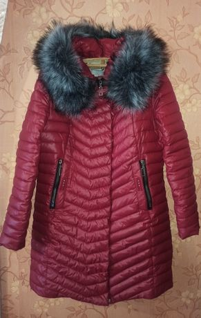 Продам пуховик (куртка) теплая ТОРГ