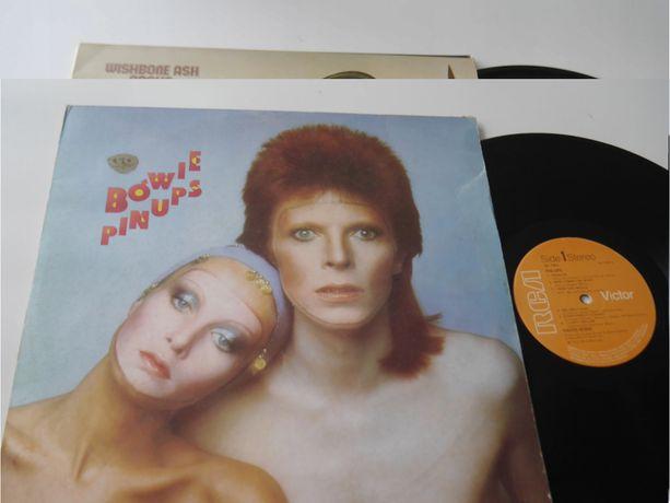 Płyta winylowa - David Bowie - Pinups - UK - 1973