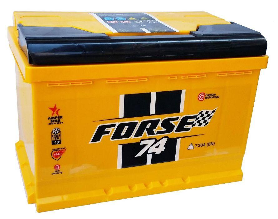Akumulator WESTA Forse 74Ah 720A kielce