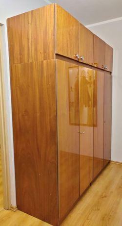 Szafa 2-drzwiowa z nadstawką (3 szt)
