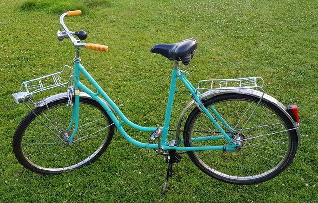 Rower zabytkowy, damka