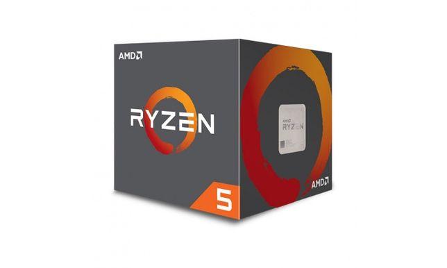 Processador AMD Ryzen 5 2600 Hexa-Core 3.4GHz c/ Turbo 3.9GHz