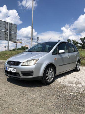 Ford Focus c max газ/бензин