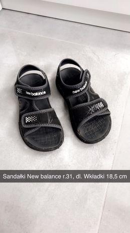 Sandalki dla chlopca new balance r.31