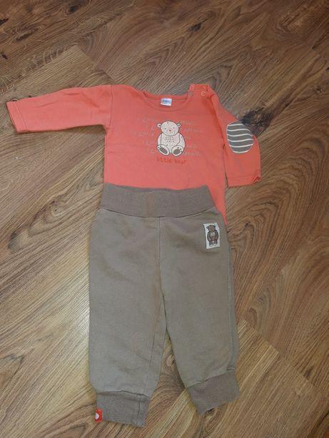 Komplet, body i spodnie Pinokio
