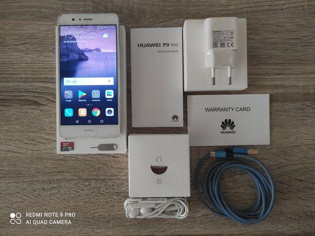 Uszkodzony Smartfon HUAWEI P9 Lite Biały White VNS-L21