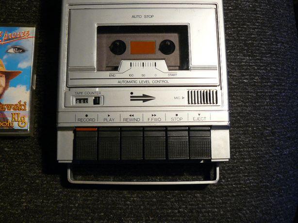 Magnetofon Recorder Elegance Cassette