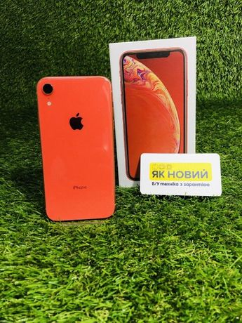Смартфон Apple iPhone XR 64GB Coral (MRY82)