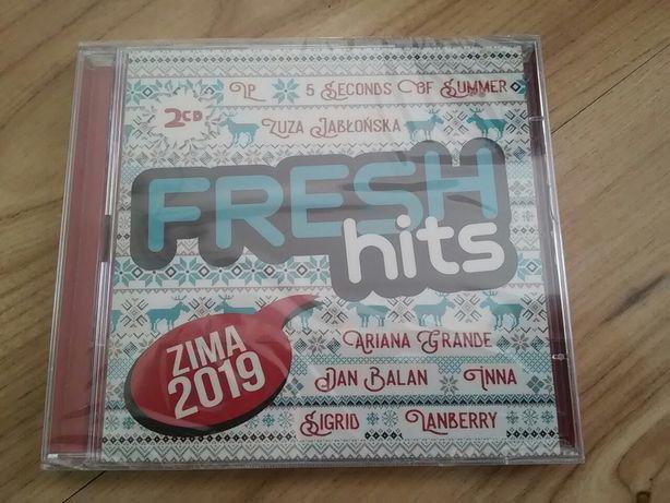 Płyta CD fresh hits