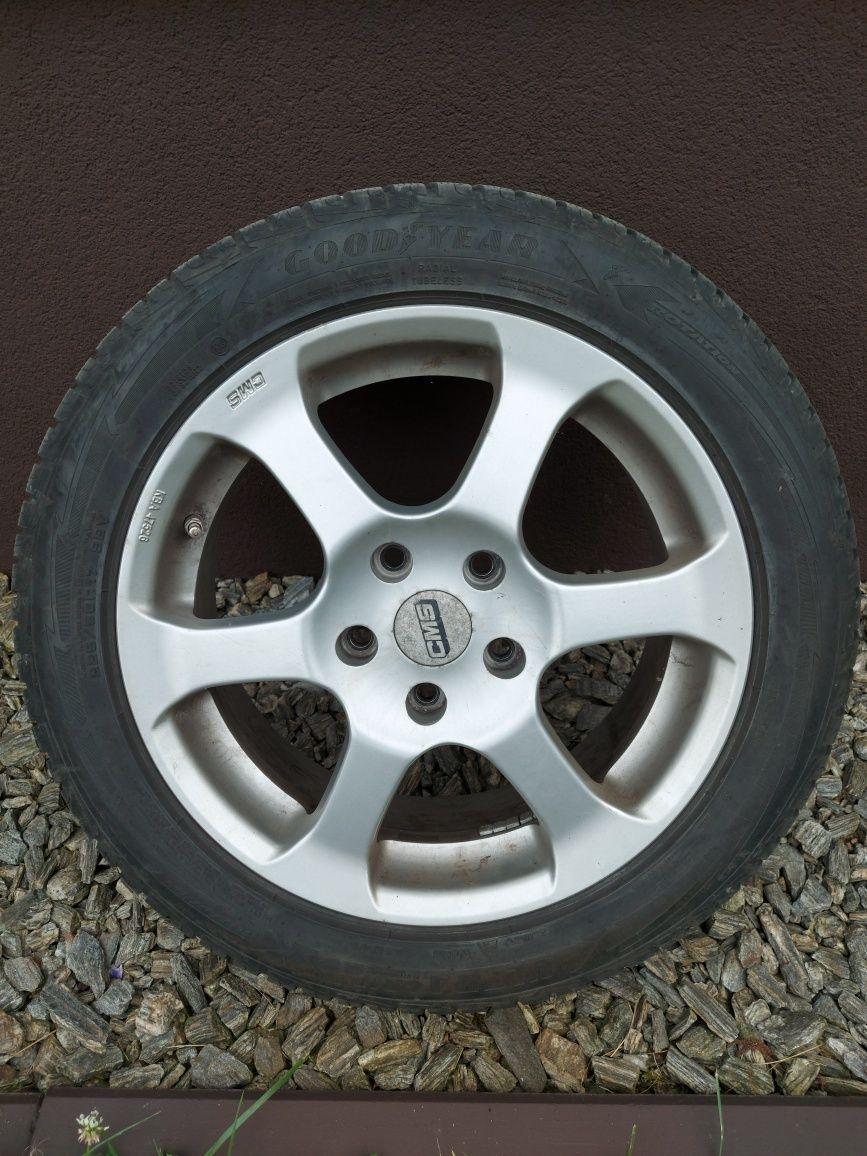 Koła alufelgi z oponami zimowymi Opel Insignia