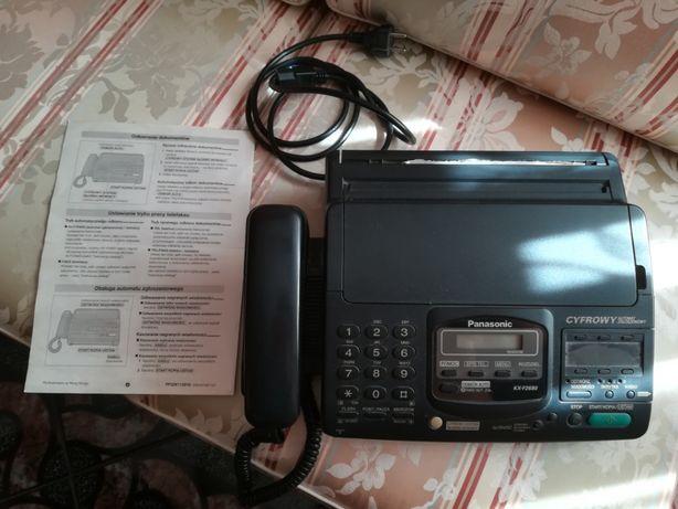 Panasonic KX-F2680 Faks, kopiarka jak nowy.