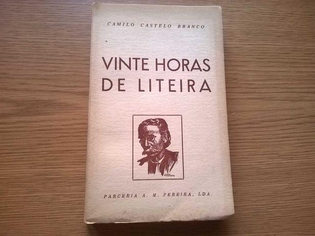 Vinte Horas de Liteira - Camilo Castelo Branco (portes grátis)