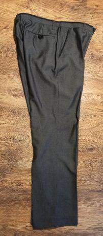 spodnie casual Next, slim fit, rozmiar: 32L, 170 cm