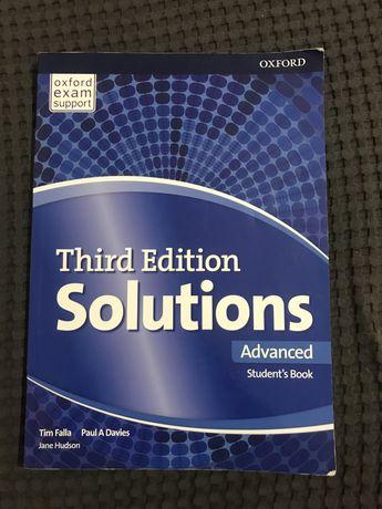 Книжка Third Edition Solutions Advanced Student's Book