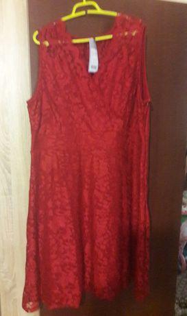 Вечернее платье большой размер 58-60