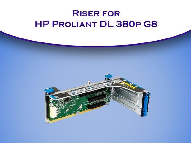 Райзер HP DL380p Gen8