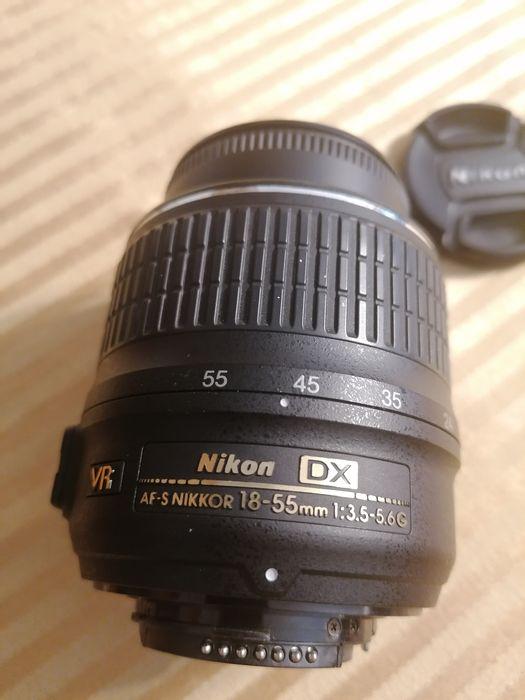Nikon Dx VR Af-S Corroios - imagem 1